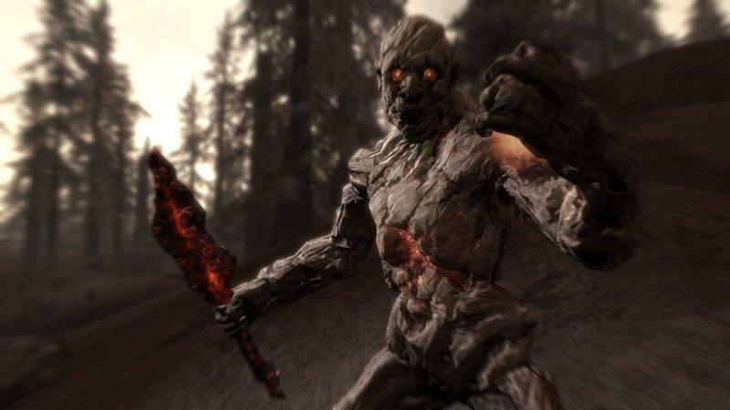 Ash Creature