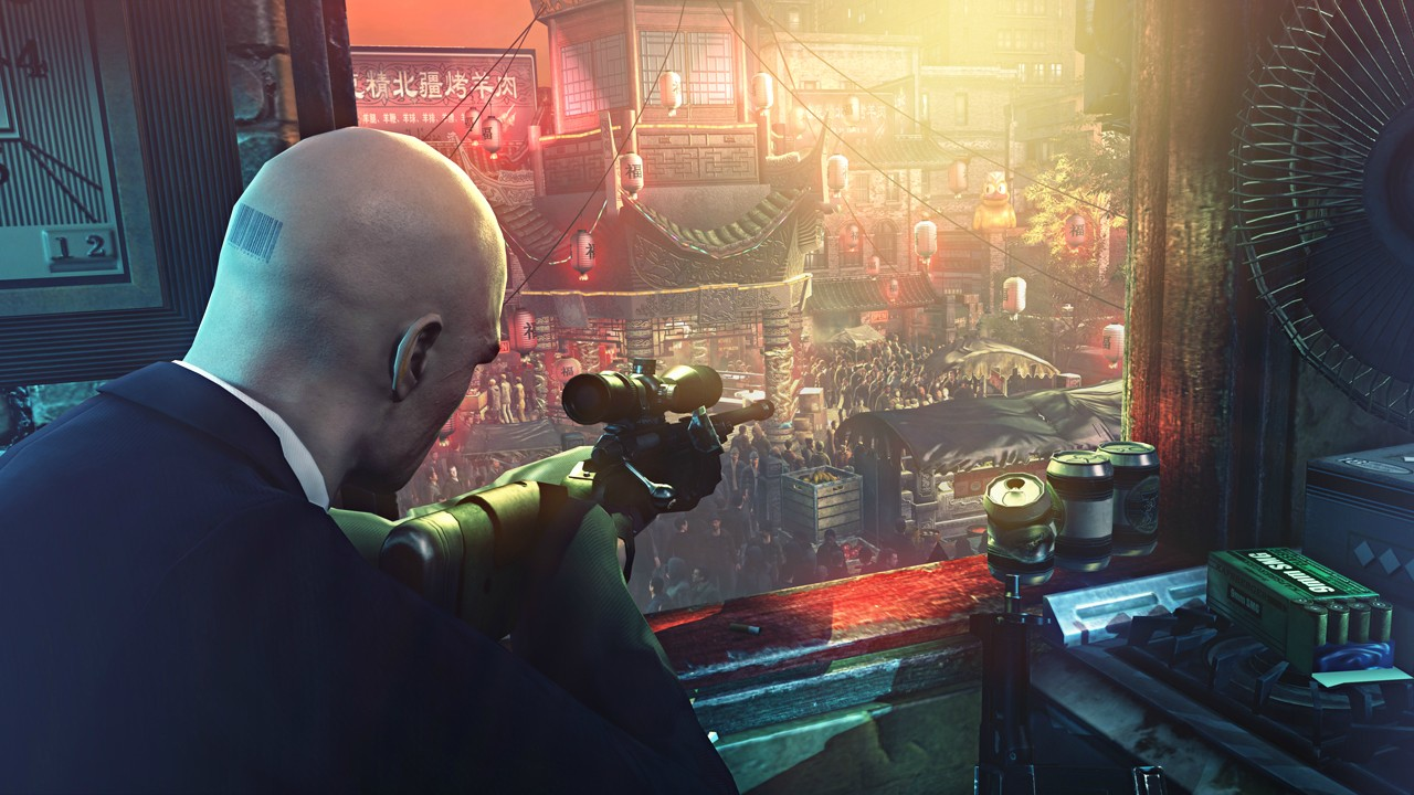 Hitman Absolution Review Wolfs Gaming Blog Sniper Fuse Box Ah Yes Instinct A Concept Which Had Lot Of Fans Nervous Whenever Io Chatted Happily About It In Press Releases And Interview