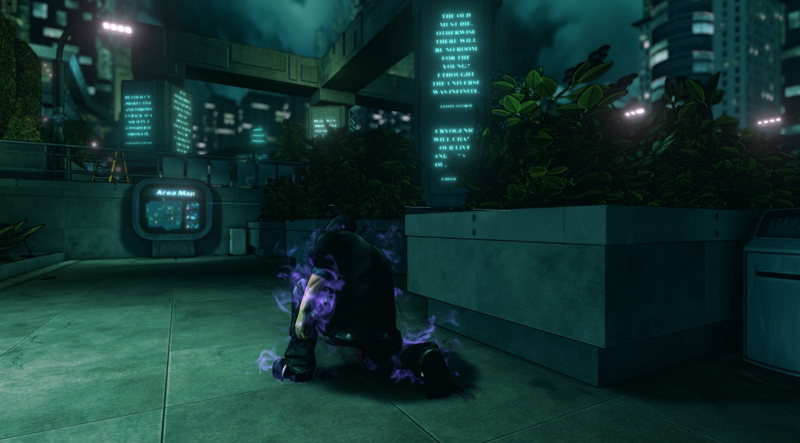 Realforge have got a strange fascination with adding in purple mist to powers.