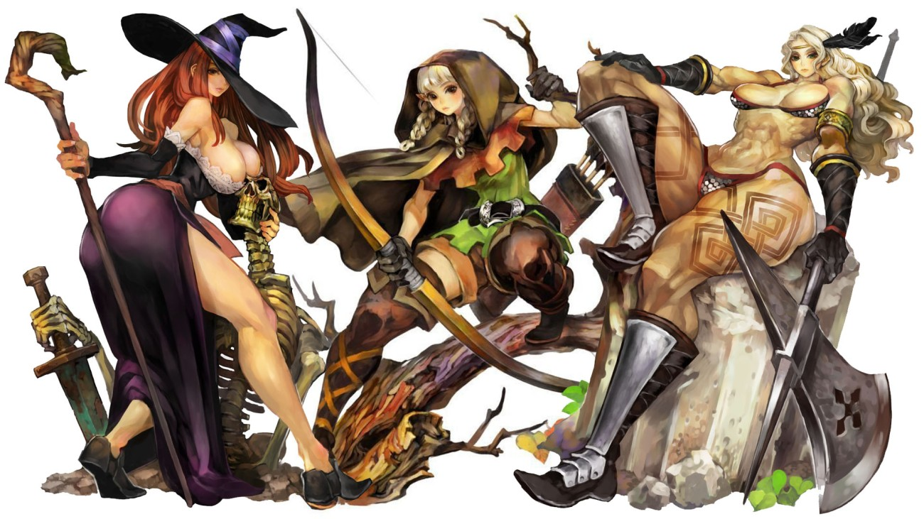Dragon's Crown sparked a hell of a debate, one that in my view got blown way out of proportion.