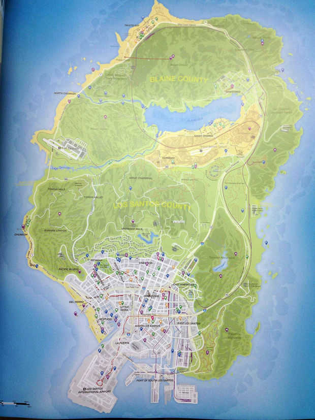 Leaked Map