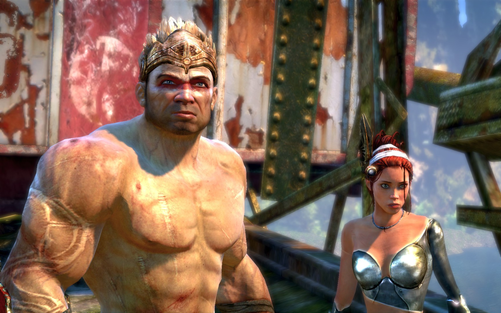 Enslaved: Odyssey to the West Premium Edition – Review ...