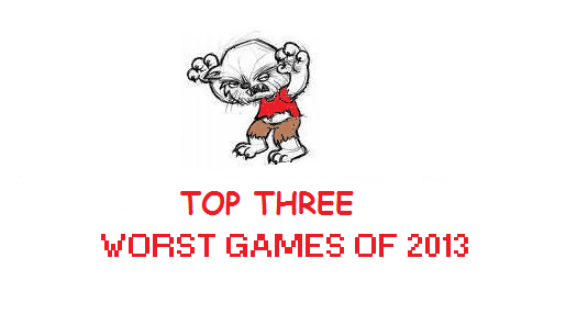 Worst games of