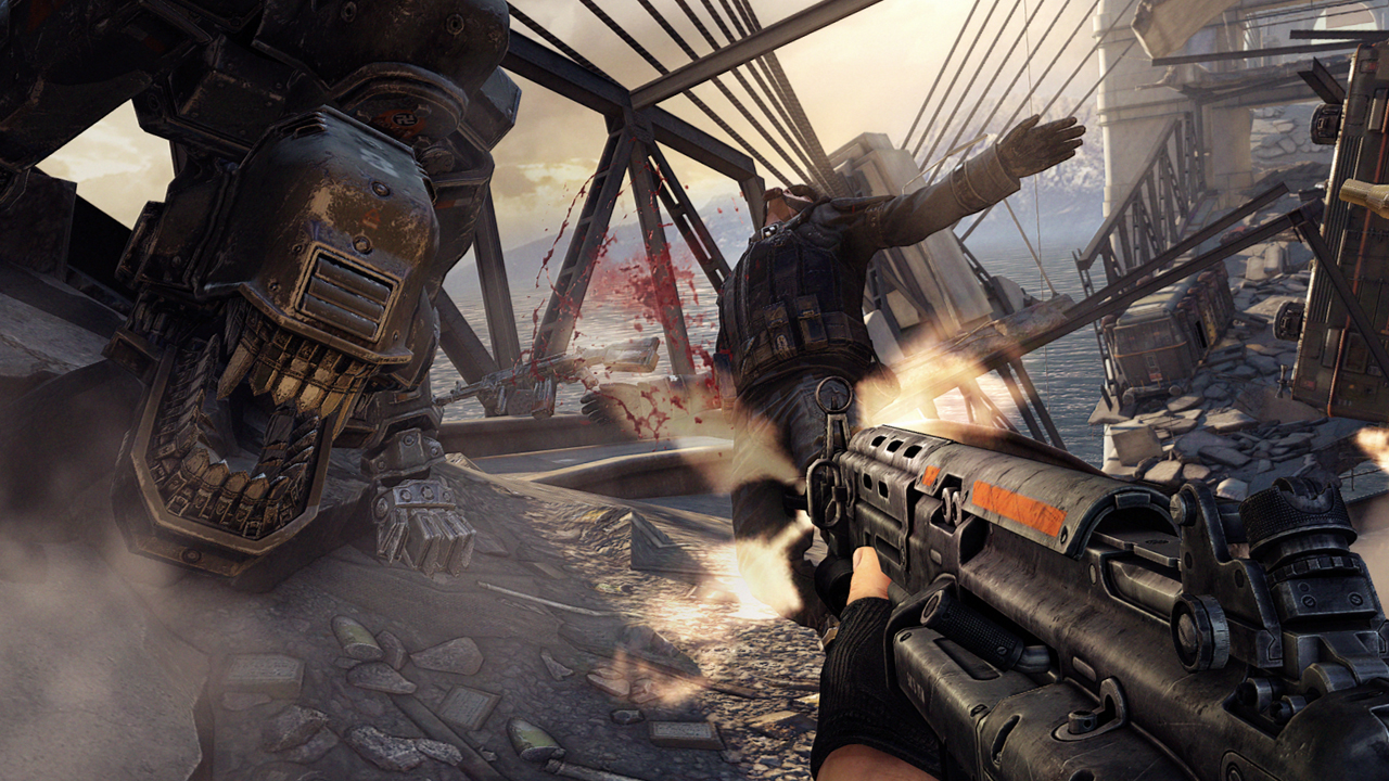 Wolfenstein-The-New-Order-wreckage