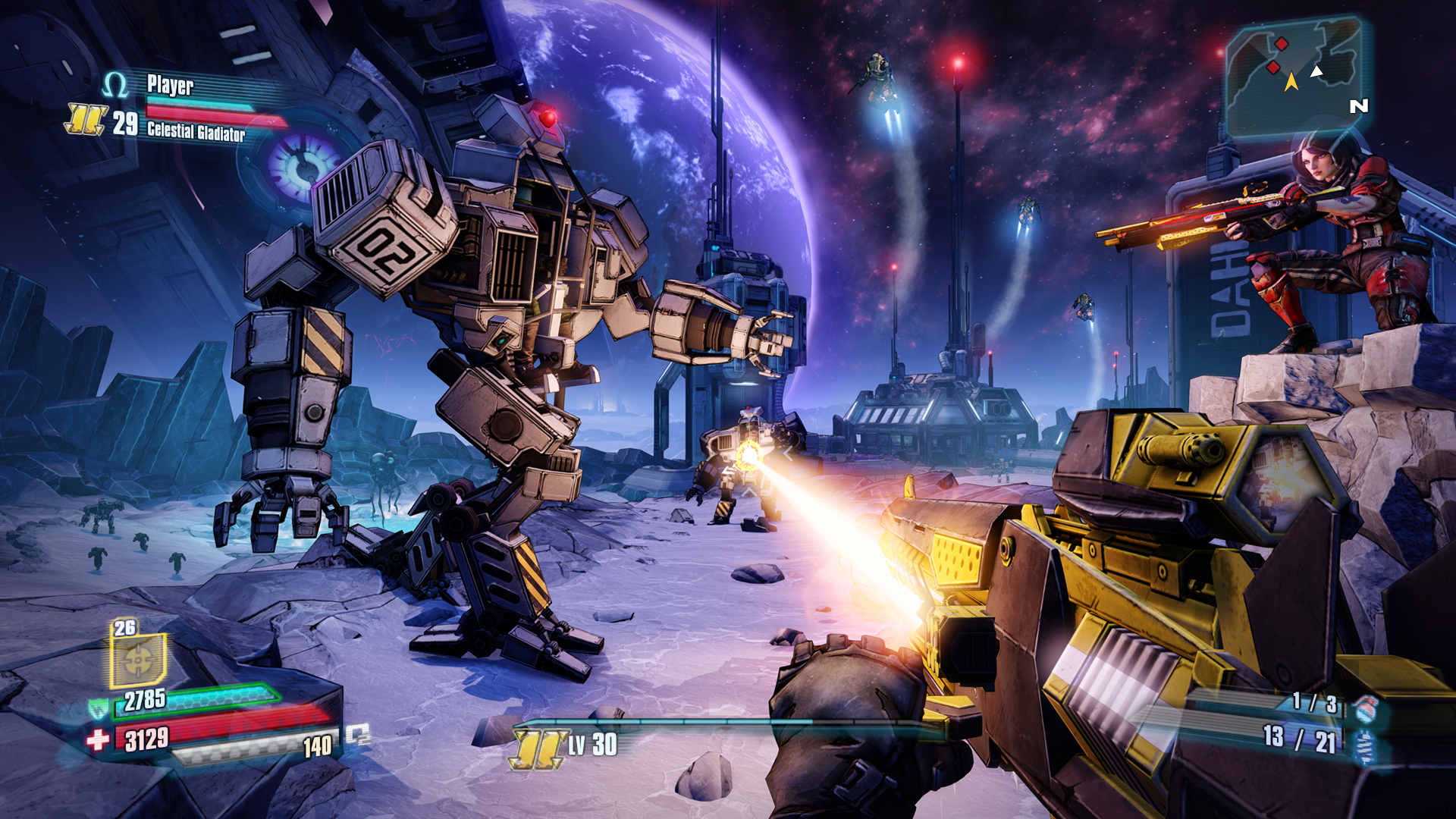 borderlands: the pre-sequel officially announced – wolf's gaming blog