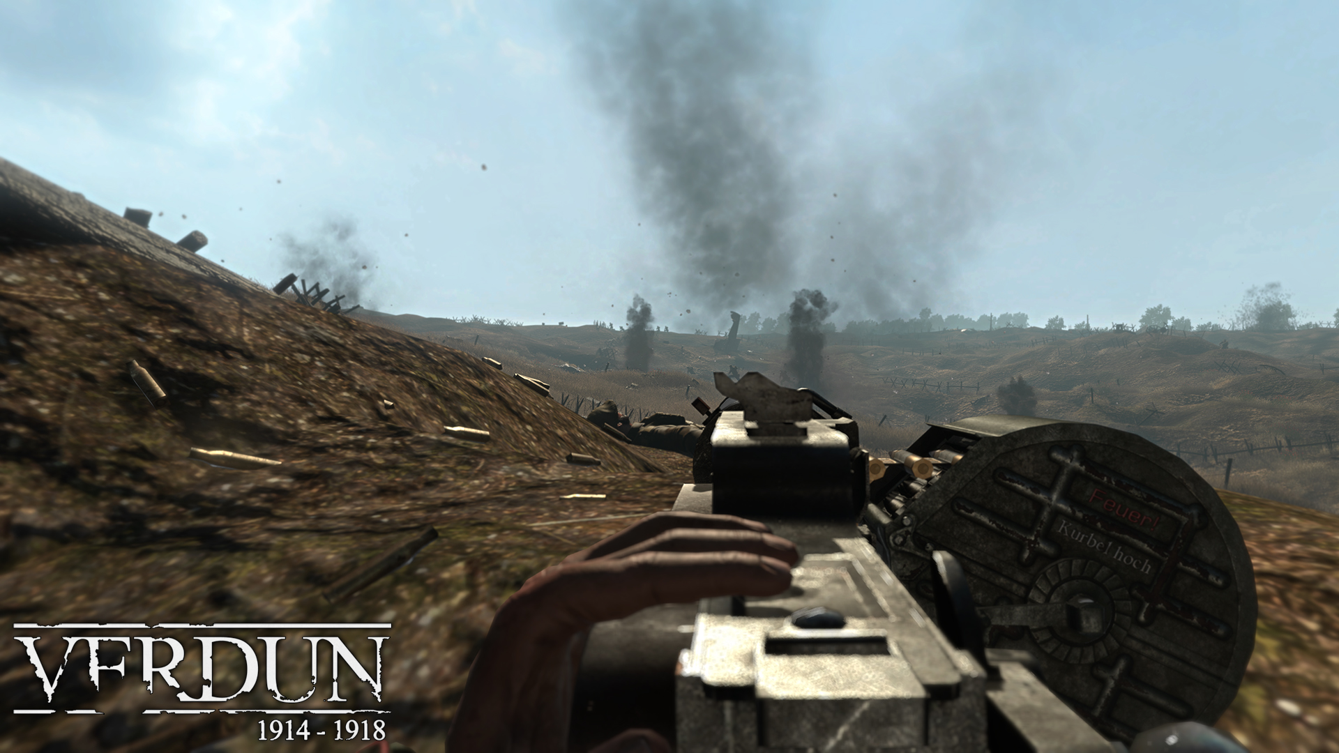 Verdun review authentic world war 1 multiplayer goodness and then verdunannouncement11 publicscrutiny Image collections