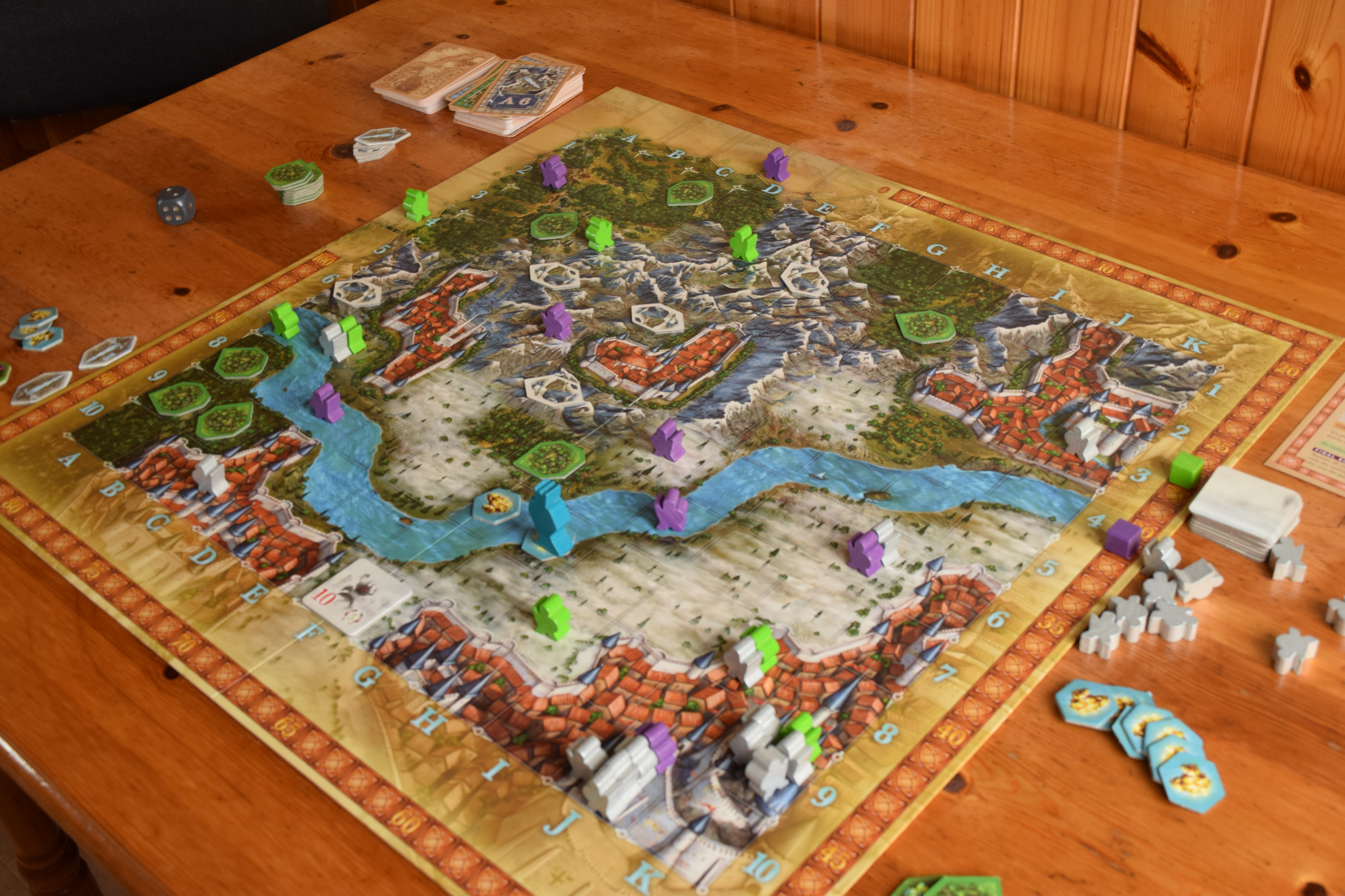 Adventure Land Board Game Review I M Going On An Adventure Wgb Home Of Awesome Reviews