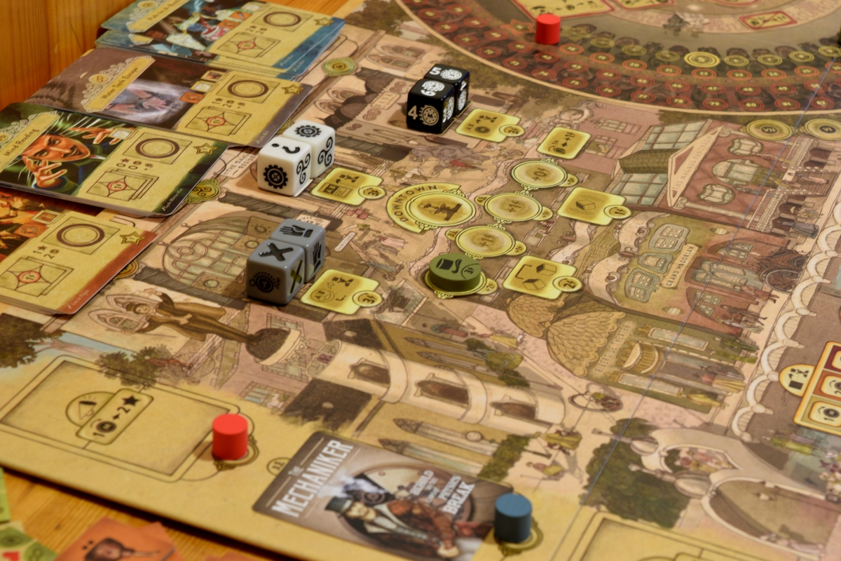 Trickerion Review – One Hell Of A Magic Show – Wolf's Gaming Blog image
