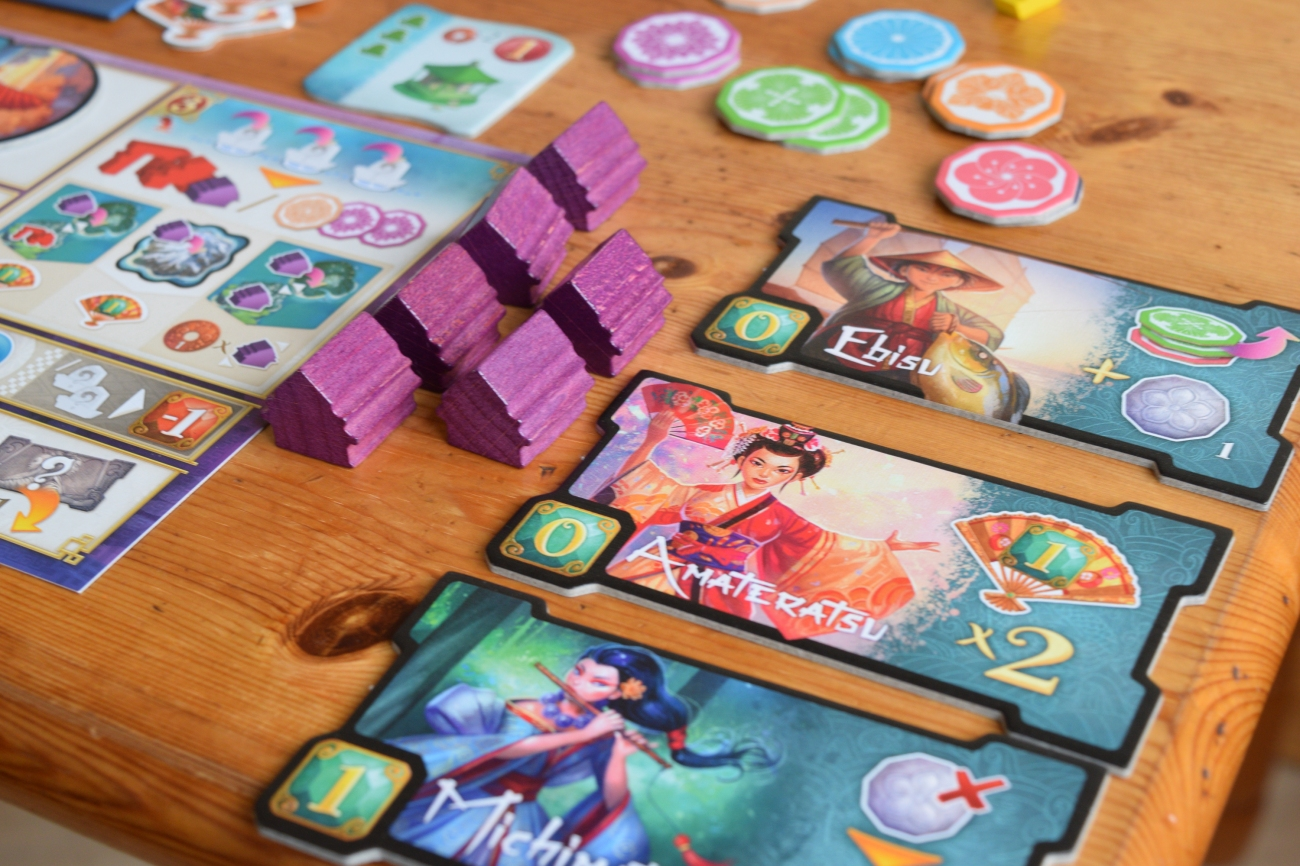Image result for yamatai board game