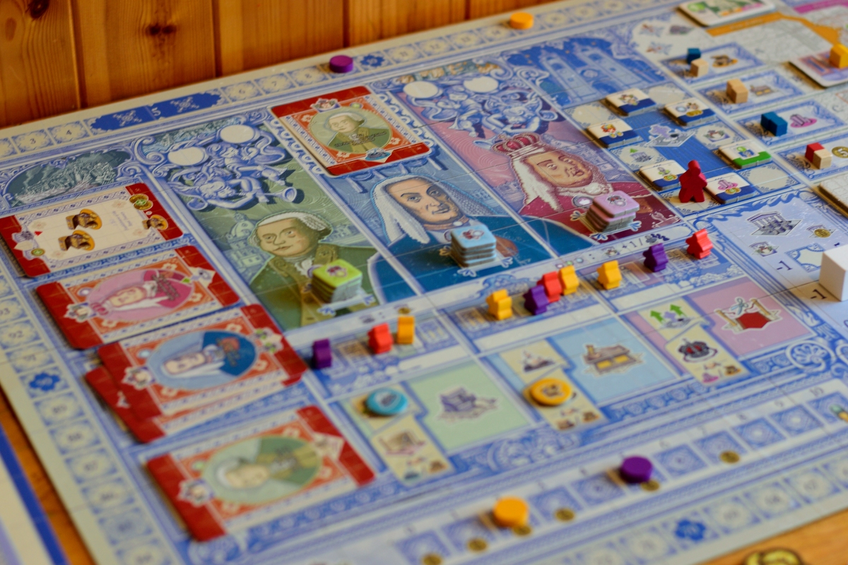 Lisboa Board Game Review – Lacerda Does It Again – Wolf's Gaming Blog image