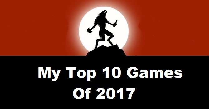 Fave games 2016