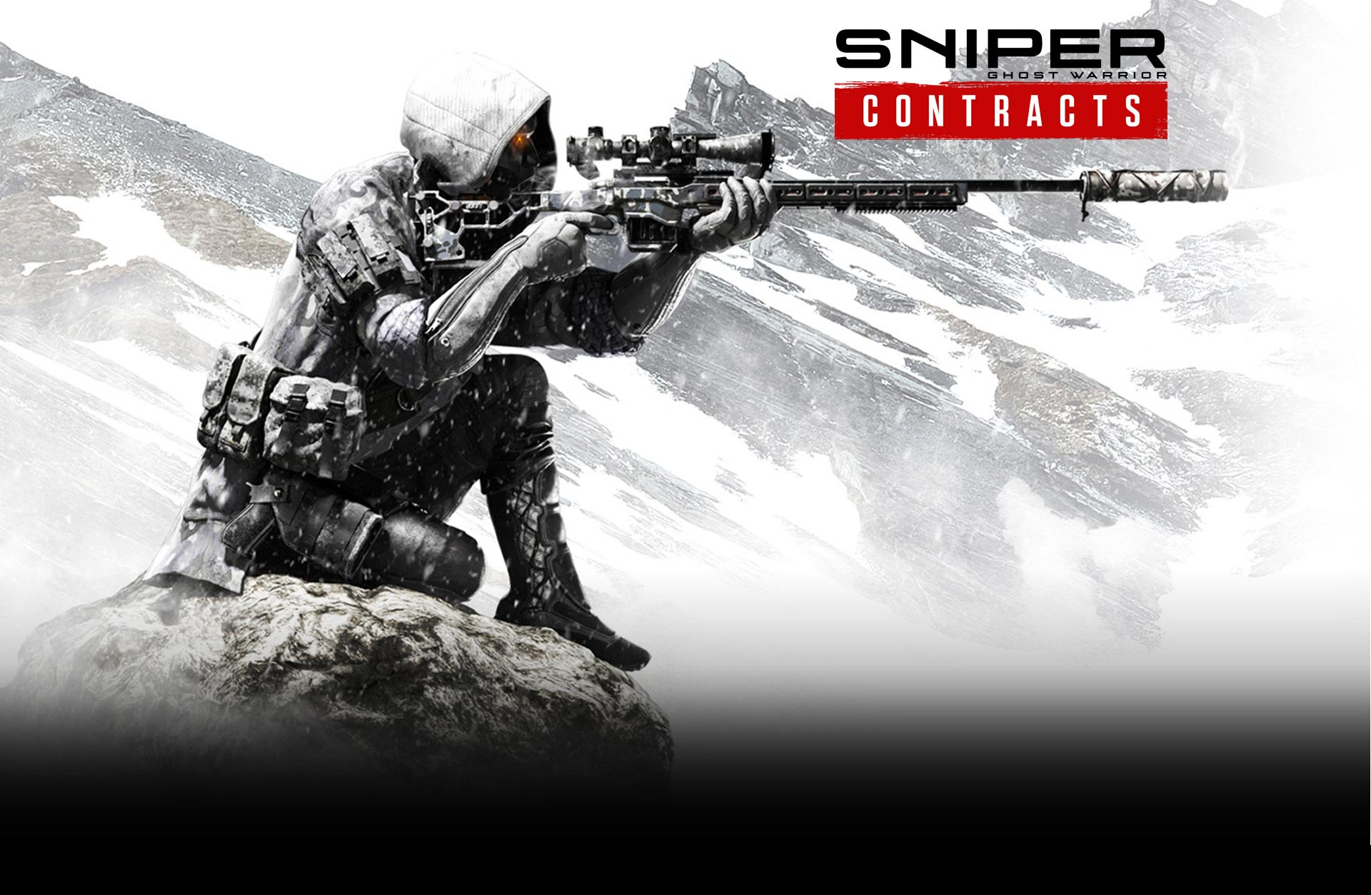 The official Sniper Ghost Warrior: Contracts cover image.